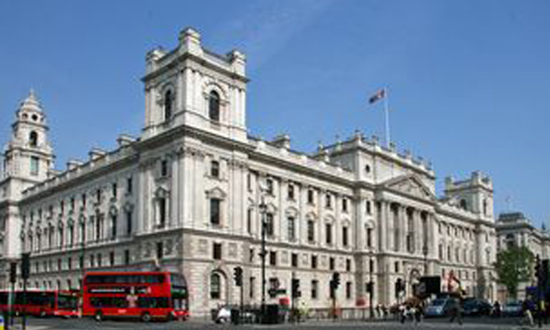 Treasury Building, London